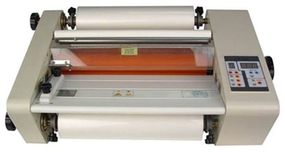 Picture of Hot laminating machine 14.9""