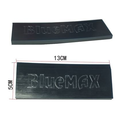 bluemax rubber squeegee spare blade 130x50x7mm type hq PU85 window film installing tool